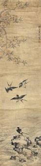 花鸟 by lian xi