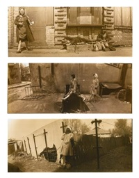 untitled (23 works from by the ground) by boris mikhailov