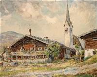 felden(?)-mittersill by jakob fischer-rhein