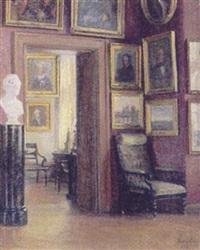 interiorer fra frederiksborg slot by frida bugge