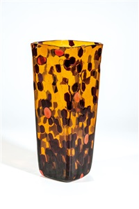 vase ''marte'' by gianni versace
