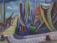 fischerhafen by august welp