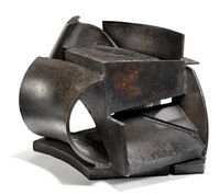 table-piece s-15, trap by anthony caro