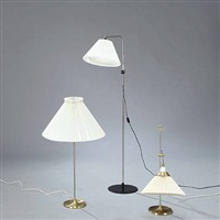 lamps (3 works) by le klint
