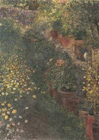 fiori in giardino by giuseppe sobrile