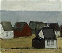 houses by the ocean by jack kampmann