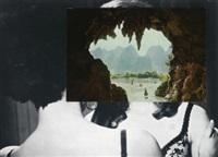 empty mask by john stezaker