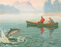 catching fish by ralph crosby smith