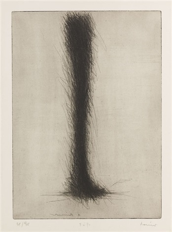 damenbein pl6 from haute coiffure by arnulf rainer