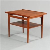 coffee table (model fd 533 (633)) by finn juhl