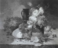 nature morte by pierre alexandre jeanniot