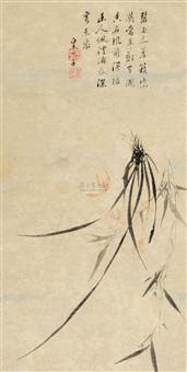 兰草 by huang liuzi