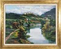 loire valley, france by salvador caballero