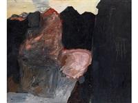 grosses bergbild by johannes simon