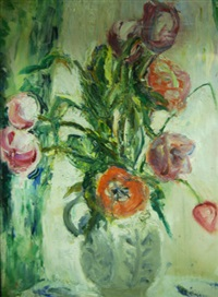 tulips by florence engelbach