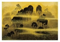 fog bound by eyvind earle