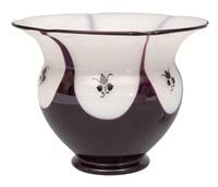 vase from loetz by hans bolek
