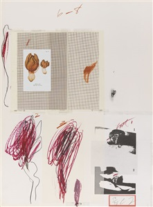 artwork by cy twombly