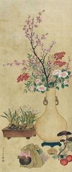 清供图 by jiang pu