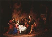 die geburt christi und die anbetung by françois verwilt