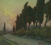 paesaggio by renuccio renucci