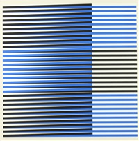 untitled by carlos cruz-diez