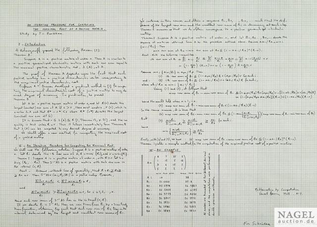 meta mathematics by bernar venet