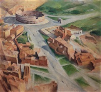 colosseo by alfredo ambrosi