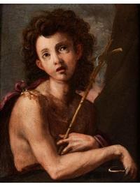 halbfigurenbildnis des jungen johannes des täufers by anonymous-italian (16)