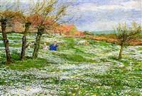 a walk through the meadows by minnie smythe
