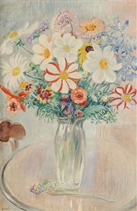 blomsterstilleben by arne kavli