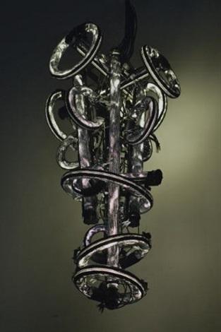 untitled chandelier no2 by yuichi higashionna