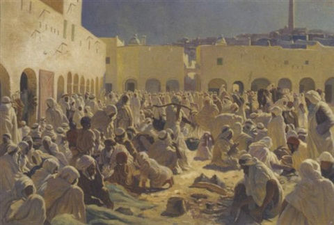 at the souk by pascal jooler