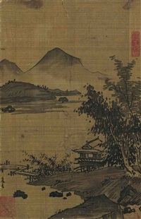 rustic retreat by xia gui