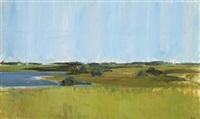 landscape by søren hjorth-nielsen