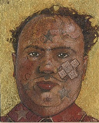 portrait of antonello bonifazio de pentimento by gary anderson