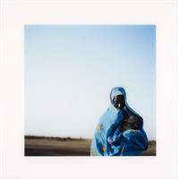 ohne titel (amam bohiger, internally displaced person, dafur) by adam nadel
