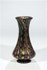 vase murrine by vetreria fratelli toso