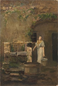 al pozzo by alceste campriani