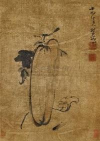 清秋高洁图 by niu shihui