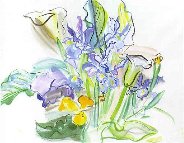 Top Bouquet diris et darums by Raoul Dufy on artnet UQ11
