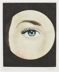 l'oeil from le lien de paille by rené magritte