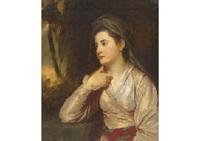 lady by george romney