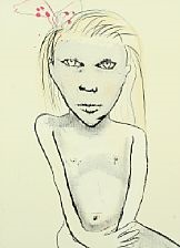 girl by cathrine raben davidsen