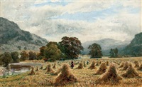 the cornfield by charles davidson