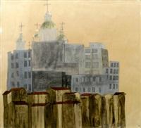 cityscape by avraham ofek
