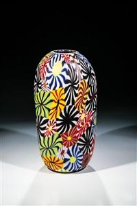 vase ''kiku'' by ermanno toso
