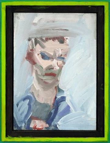 kippenberger by rainer fetting