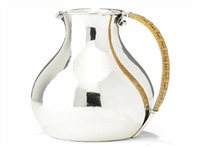 milk pitcher by hans hansen (co.)