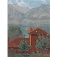 villa in locarno by ernst kreidolf